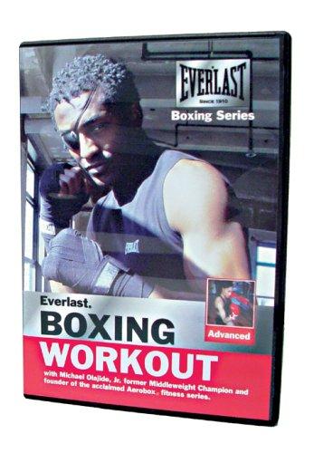 Everlast D102 Advanced Boxing Workout Video DVD