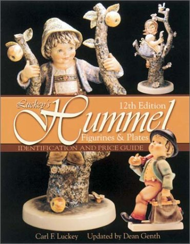 Luckey's Hummel Figurines and Plates: Identification and Price Guide (12th Edition) (Hummel Antique Figurines)
