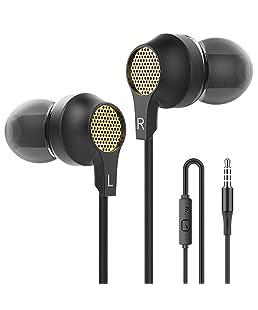 Walkerfit Auriculares In Ear, Auriculares con Micrófono