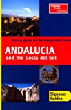 Front cover for the book Andalucia by Pat Harris