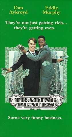 Trading Places VHS