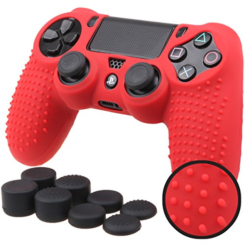 ps4 red controller - 7