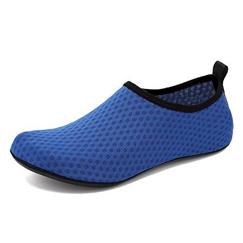 Quick Beach Swim Blue for Men for Shoes Socks Dry Women Aqua Surf Coolloog Water Barefoot Yoga PtxvnRUg