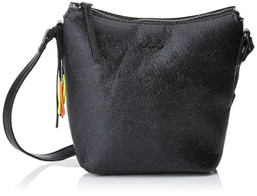 À L Noir 10x18x24 black Cm Femme 2x w Pour Porter H Sac Skunkfunk X L'épaule q7YPtt