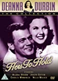 Deanna Durbin - Hers to Hold [DVD]