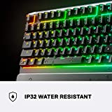 SteelSeries Apex 3 RGB Gaming Keyboard – 10-Zone