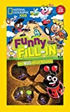 Image of National Geographic Kids Funny Fill-in: My Bug Adventure (NG Kids Funny Fill In)