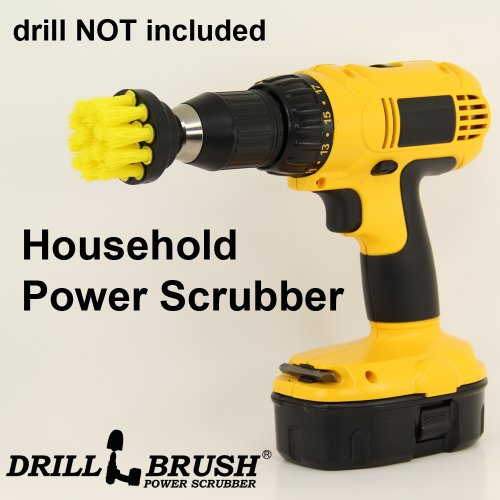 Household Power Scrubber Cordless Drill Battery Operated ...