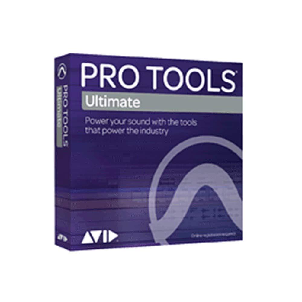 Avid Multitrack Recording Software (9935-71832-00) by Avid
