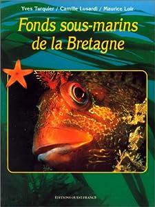 """Afficher """"Fonds sous-marins de la Bretagne"""""""