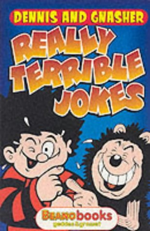 Dennis and Gnasher Really Terrible Jokes - APPROVED