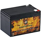 12V 12ah SLA Replacement Battery for Peg Perego Gator HPX Toy or Riding Car