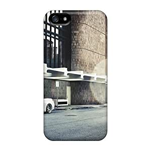 High Quality Convertible Bmw Case For Iphone 5/5s / Perfect Case