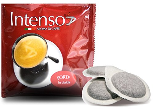 Intenso Aroma DI Caffe Forte Espresso E.S.E. Pads/Cialde/Servings, 150 Pods For Sale