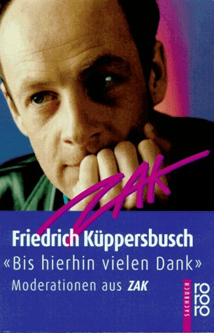 Bis Hierhin Vielen Dank Amazon De Kuppersbusch Friedrich Bucher