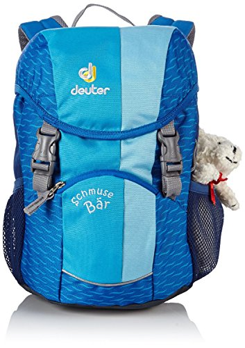 Deuter Kids Schmusebar Backpack, Turquoise ()