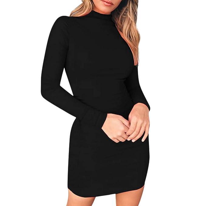 Vestidos Mujer 2018 EUZeo Sexy Tirantes Espalda Abierta Flaco Vestido Casual sin Mangas Largo de Mujer Vestido Elegante Largos Vestidos Playa Mujer ...