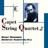 Quatuor Capet / Mozart, Beethoven
