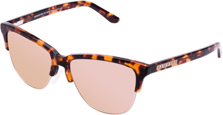 HAWKERS · CLASSIC X · Carey · Rose Gold · Gafas de sol para hombre ...