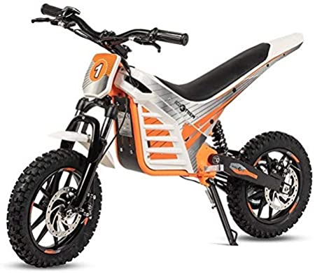 VIRTUE Mini Moto electrica de Motocross Cross bateria 1000w 36v Infantil niños niñas Aventuras CROS Trial