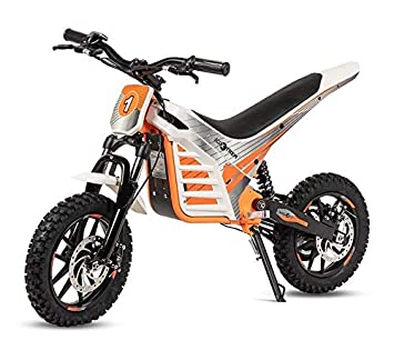 VIRTUE Mini Moto electrica de Motocross Cross bateria 1000w ...