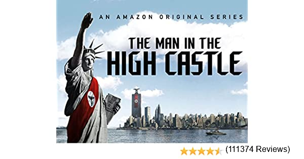 Amazoncom The Man In The High Castle Season Alexa Davalos - Us maps man on the high chair