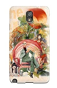 Hot Adult Swim First Grade Tpu Phone Case For Galaxy Note 3 Case Cover