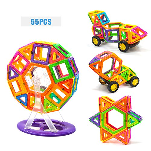 Magnetic Building Construction Educational Stacking product image