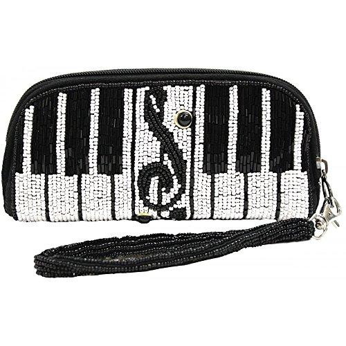 Mary Frances Keyed Wristlet Handbag product image