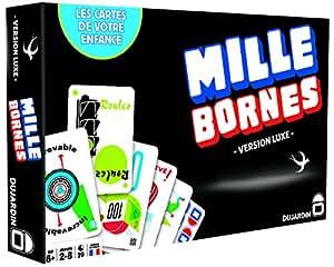 Dujardin juego de mesa 1000 bornes serie negro el for Dujardin cestas