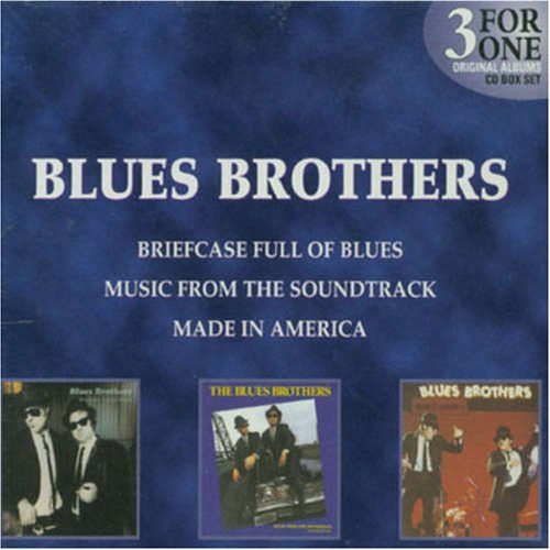 Briefcase Full Blues Brothers Made