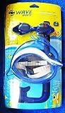 Wave Sports Kids Aquarium Set Mask Goggles Snorkel Dolphin by Wave Sports