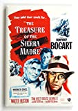 Treasure of the Sierra Madre Movie Poster Fridge Magnet (2 x 3 inches)