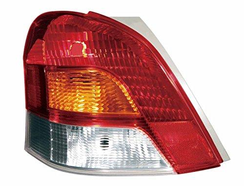 Toyota Yaris Hatchback 09-11 Tail Light  - Toyota Yaris Hatchback 2009 Shopping Results