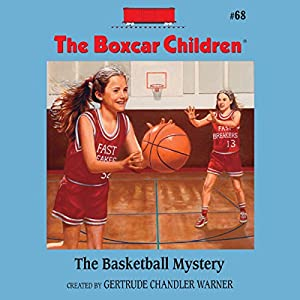 The Basketball Mystery Audiobook