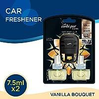6/x Ambipur Car completo 7/ml Fresh Escapes Vanille