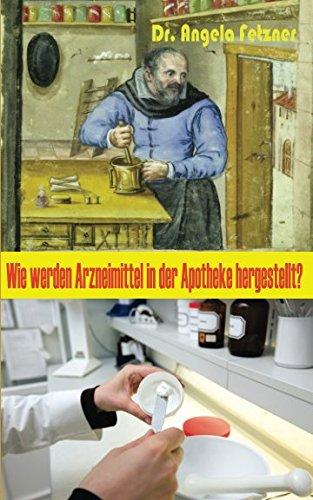 Wie werden Arzneimittel in der Apotheke hergestellt?