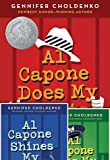 Al Capone Set of 3 Books: Al Capone Does My Homework / Al Capone Shines My Shoes / Al Capone Does My Shirts