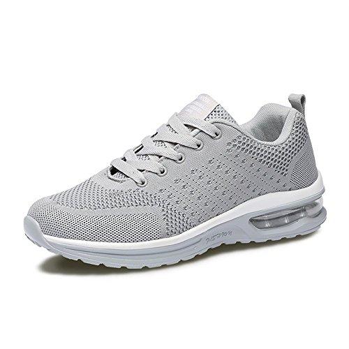 best service fe28a 8297a Bon Soir Mens Walking Sneakers Shoes Air Cushion Sports Men Lightweight  Athletic