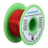 BNTECHGO 28 AWG Magnet Wire - Enameled Copper