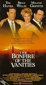 Amazon.com: Bonfire of the Vanities [VHS]: Tom Hanks