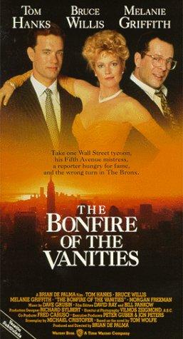 Bonfire of the Vanities [VHS]