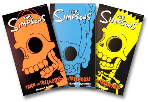 The Simpsons Trick or Treehouse Box Set -