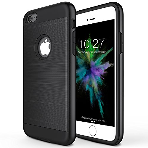 Cheap Cases iPhone 6 Plus Case, iPhone 6S Plus Case, Sharkshake [Shock-Absorption] Bumper Corner..