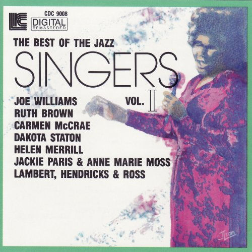 Best of the Jazz Singers : Vol...