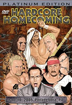 hardcore homecoming Ecw