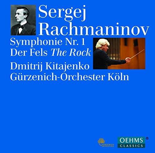 Price comparison product image Rachmaninov: Symphony No. 1 [Dmitrij Kitajenko,  Grzenich Orchester Kln] [Oehms: OC440] by Grzenich Orchester Kln