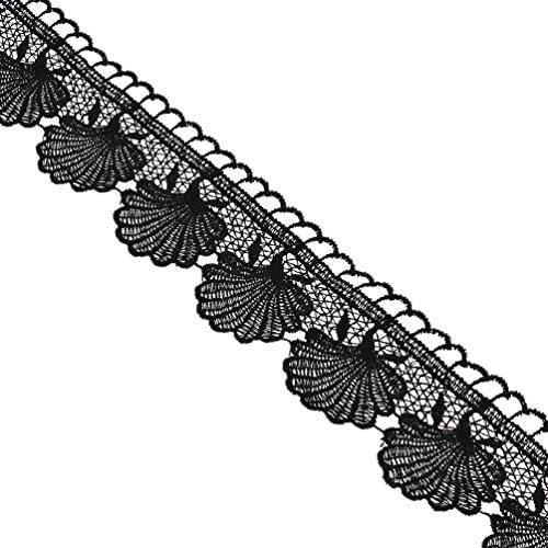 Hongma 2 Yards Ruban Dentelle Dor/é Bordure Embellissement DIY Couture Accessoire