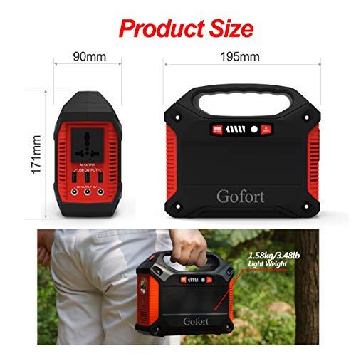 Portable generator power inverter 42000mah 155wh - How long do generators last ...