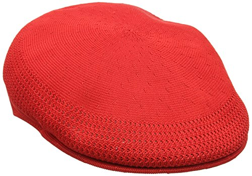 - Kangol Men's Tropic Ventair 504 Cap, Scarlet, X-Large